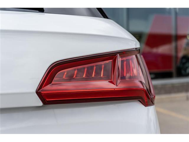 2019 Audi Q5 45 Technik (Stk: N5169) in Calgary - Image 6 of 16