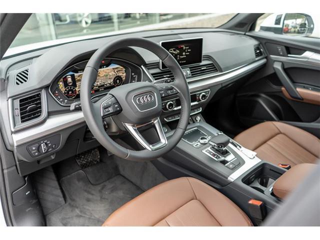 2019 Audi Q5 45 Technik (Stk: N5169) in Calgary - Image 7 of 16
