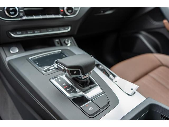 2019 Audi Q5 45 Technik (Stk: N5169) in Calgary - Image 9 of 16