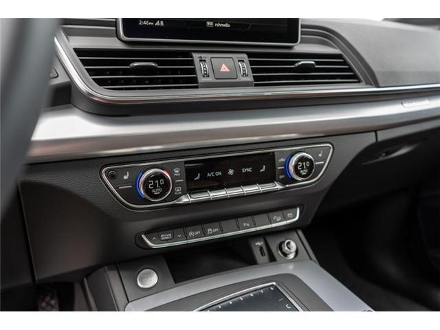 2019 Audi Q5 45 Technik (Stk: N5169) in Calgary - Image 10 of 16