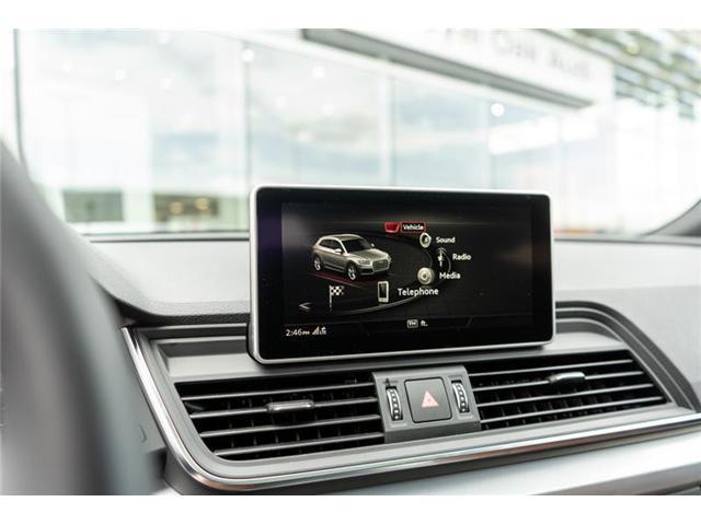 2019 Audi Q5 45 Technik (Stk: N5169) in Calgary - Image 11 of 16