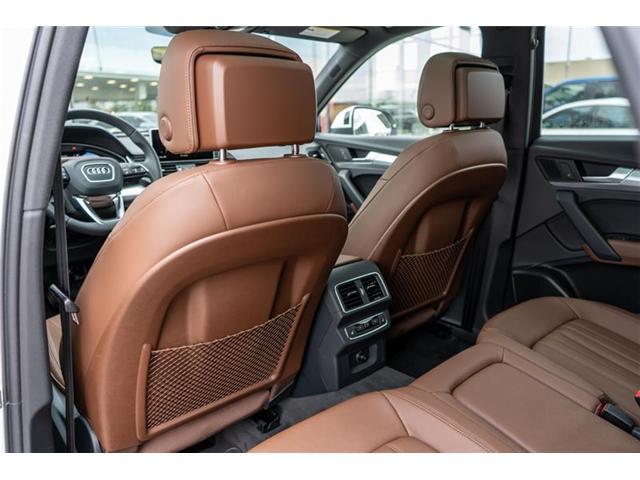2019 Audi Q5 45 Technik (Stk: N5169) in Calgary - Image 13 of 16