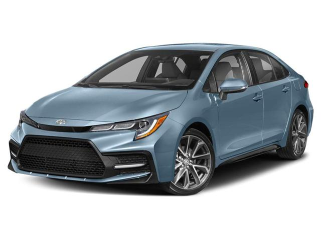 2020 Toyota Corolla SE (Stk: 20000) in Brandon - Image 1 of 8