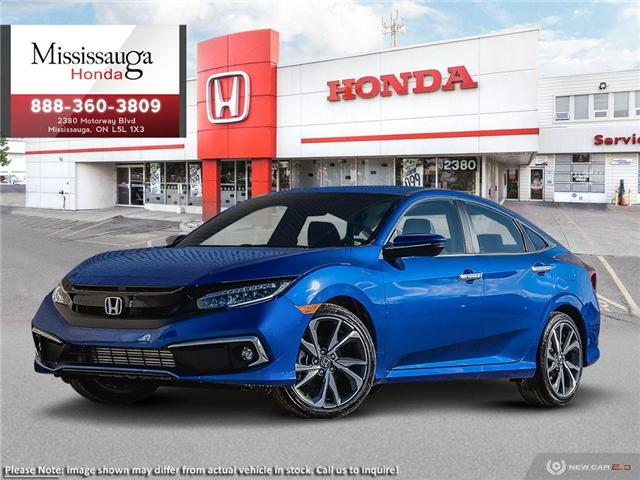 2019 Honda Civic Touring (Stk: 326287) in Mississauga - Image 1 of 23