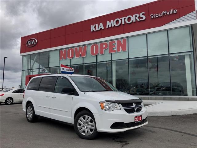 2017 Dodge Grand Caravan CVP/SXT (Stk: P0019) in Stouffville - Image 1 of 21