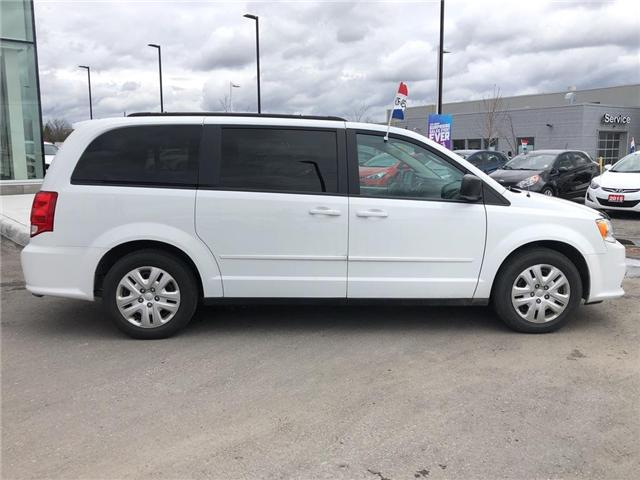 2017 Dodge Grand Caravan CVP/SXT (Stk: P0019) in Stouffville - Image 2 of 21