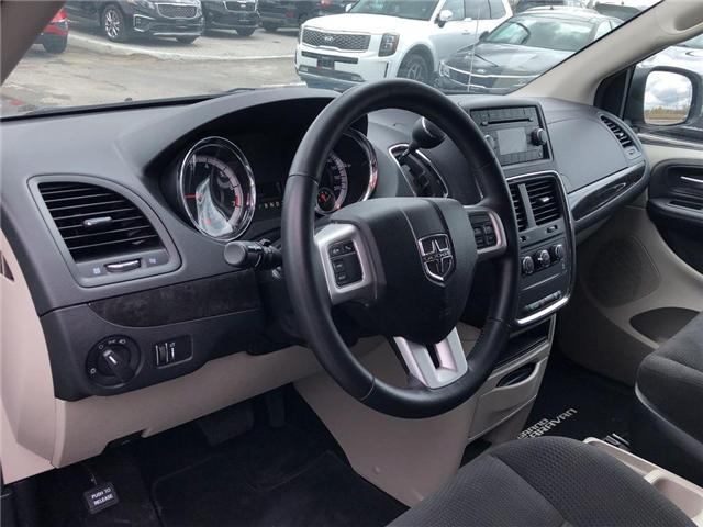 2017 Dodge Grand Caravan CVP/SXT (Stk: P0019) in Stouffville - Image 9 of 21