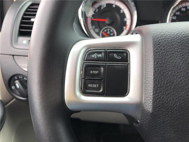 2017 Dodge Grand Caravan CVP/SXT (Stk: P0019) in Stouffville - Image 12 of 21