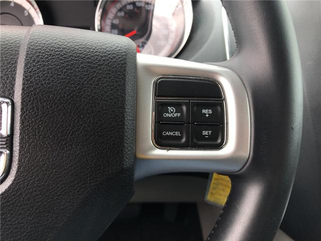 2017 Dodge Grand Caravan CVP/SXT (Stk: P0019) in Stouffville - Image 13 of 21