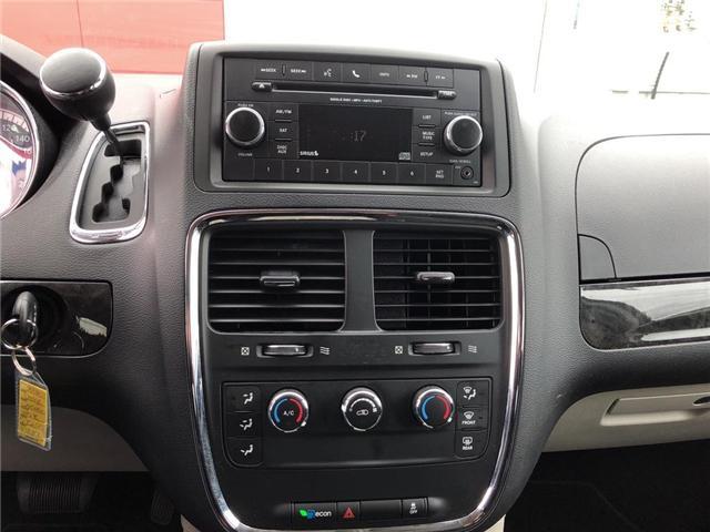 2017 Dodge Grand Caravan CVP/SXT (Stk: P0019) in Stouffville - Image 15 of 21