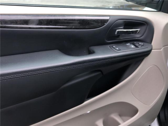 2017 Dodge Grand Caravan CVP/SXT (Stk: P0019) in Stouffville - Image 18 of 21