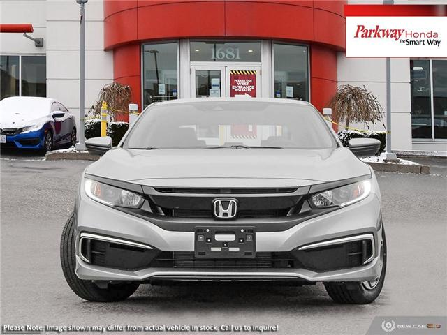 2019 Honda Civic LX (Stk: 929406) in North York - Image 2 of 23