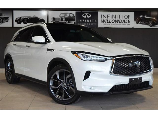 2019 Infiniti QX50  (Stk: U16527) in Thornhill - Image 2 of 30