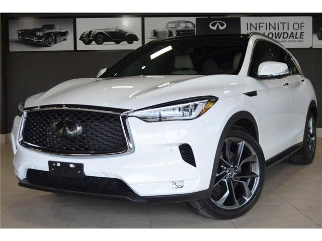 2019 Infiniti QX50  (Stk: U16529) in Thornhill - Image 1 of 30