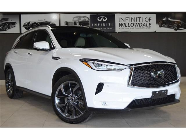 2019 Infiniti QX50  (Stk: U16529) in Thornhill - Image 2 of 30