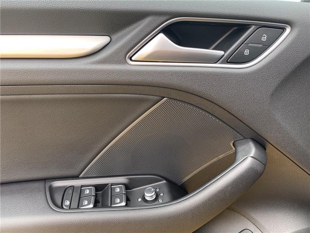 2017 Audi S3 2.0T Technik (Stk: L8591) in Oakville - Image 14 of 23