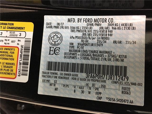 2018 Ford Fusion SE (Stk: 34897R) in Belleville - Image 17 of 21