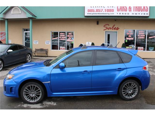 2011 Subaru Impreza WRX (Stk: ) in Bolton - Image 2 of 25