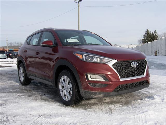2019 Hyundai Tucson Preferred (Stk: DR95435) in Ottawa - Image 1 of 9
