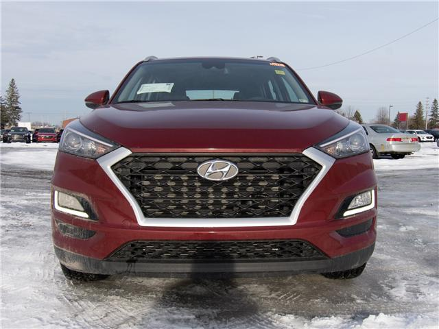 2019 Hyundai Tucson Preferred (Stk: DR95435) in Ottawa - Image 2 of 9