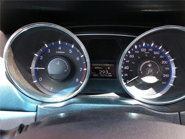 2014 Hyundai Sonata GLS (Stk: 19066A) in Stouffville - Image 13 of 22
