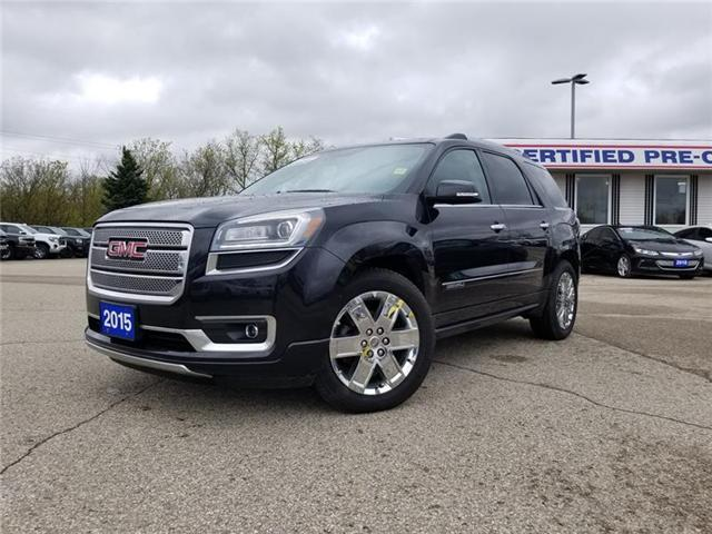 2015 GMC Acadia Denali (Stk: 197960A) in Kitchener - Image 1 of 9