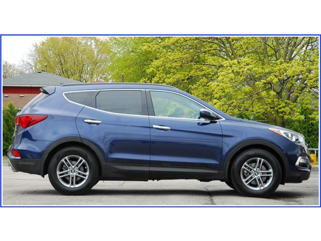2018 Hyundai Santa Fe Sport 2.4 Premium (Stk: 58734A) in Kitchener - Image 2 of 13