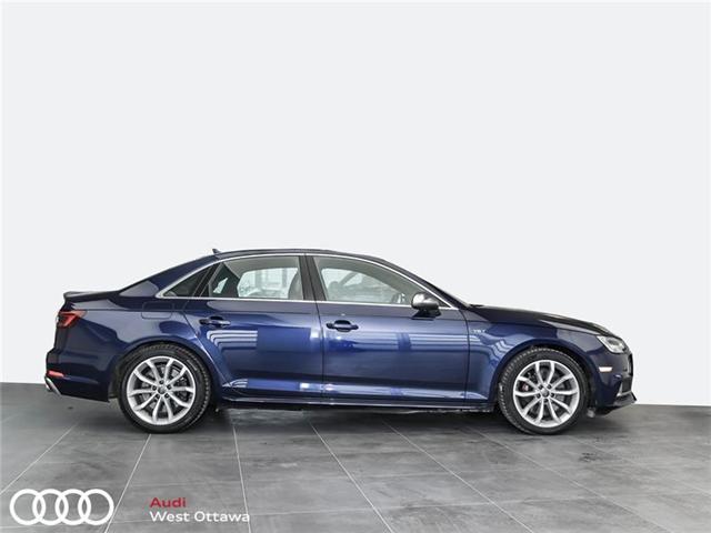 2018 Audi S4 3.0T Progressiv (Stk: 90461) in Nepean - Image 2 of 18