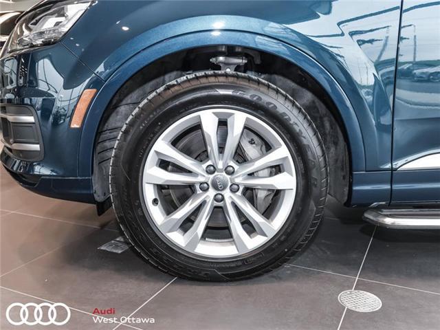 2018 Audi Q7 2.0T Progressiv (Stk: 90642) in Nepean - Image 5 of 17