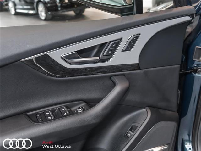2018 Audi Q7 2.0T Progressiv (Stk: 90642) in Nepean - Image 8 of 17