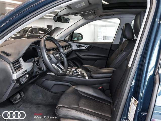2018 Audi Q7 2.0T Progressiv (Stk: 90642) in Nepean - Image 10 of 17