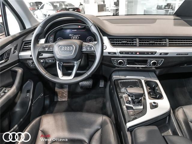2018 Audi Q7 2.0T Progressiv (Stk: 90642) in Nepean - Image 12 of 17