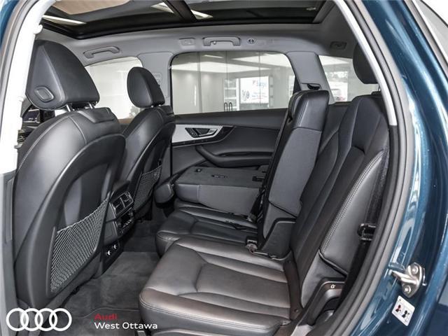 2018 Audi Q7 2.0T Progressiv (Stk: 90642) in Nepean - Image 13 of 17