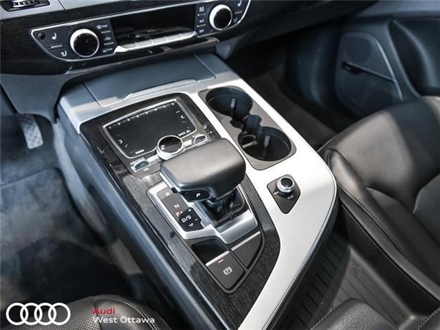 2018 Audi Q7 2.0T Progressiv (Stk: 90642) in Nepean - Image 16 of 17