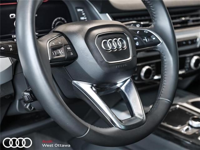 2018 Audi Q7 2.0T Progressiv (Stk: 90642) in Nepean - Image 17 of 17