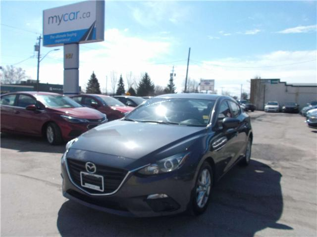 2015 Mazda Mazda3 GS (Stk: 181896) in North Bay - Image 2 of 13