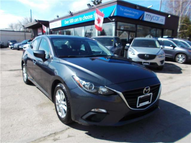 2015 Mazda Mazda3 GS (Stk: 181896) in North Bay - Image 1 of 13