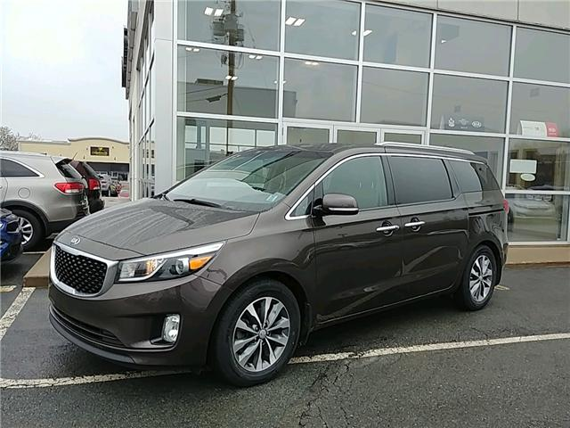 2016 Kia Sedona SX+ (Stk: 19043A) in New Minas - Image 1 of 25