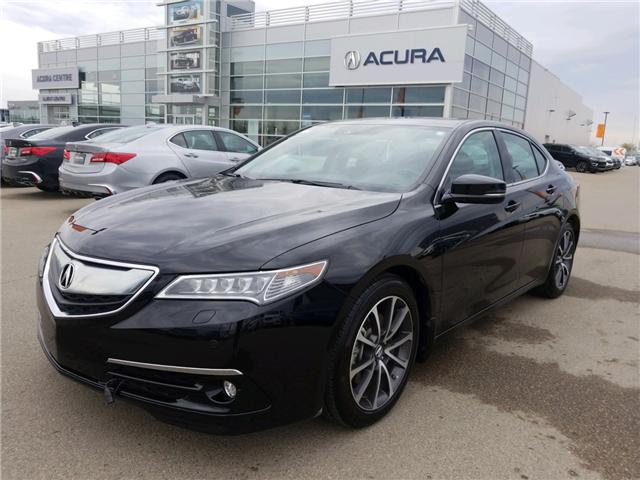 2015 Acura TLX Elite (Stk: A4015) in Saskatoon - Image 1 of 29