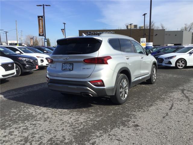 2019 Hyundai Santa Fe Preferred 2.0 (Stk: DR95174) in Ottawa - Image 4 of 11