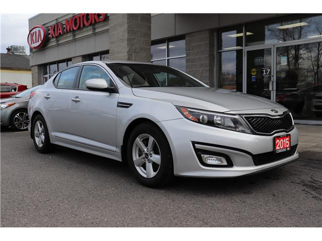 2015 Kia Optima LX (Stk: ) in Cobourg - Image 1 of 20