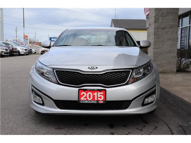 2015 Kia Optima LX (Stk: ) in Cobourg - Image 2 of 20
