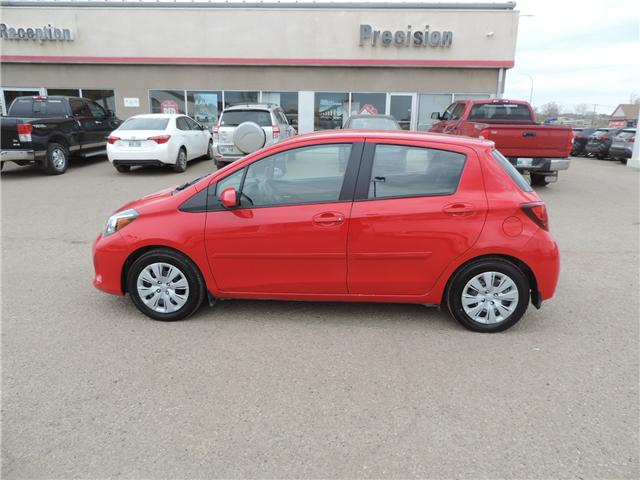 2017 Toyota Yaris LE (Stk: 191021) in Brandon - Image 1 of 22