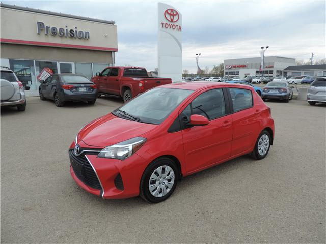 2017 Toyota Yaris LE (Stk: 191021) in Brandon - Image 2 of 22