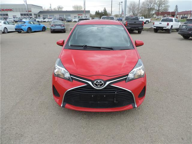2017 Toyota Yaris LE (Stk: 191021) in Brandon - Image 3 of 22