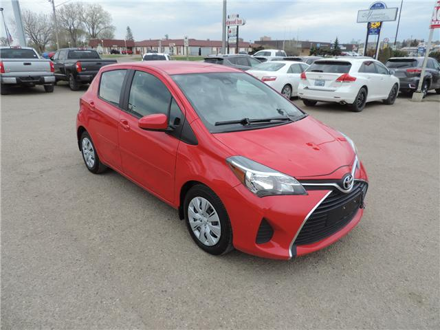 2017 Toyota Yaris LE (Stk: 191021) in Brandon - Image 4 of 22