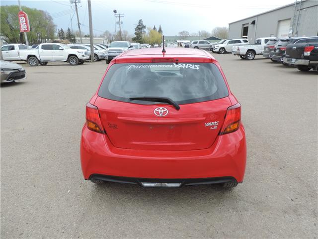 2017 Toyota Yaris LE (Stk: 191021) in Brandon - Image 7 of 22