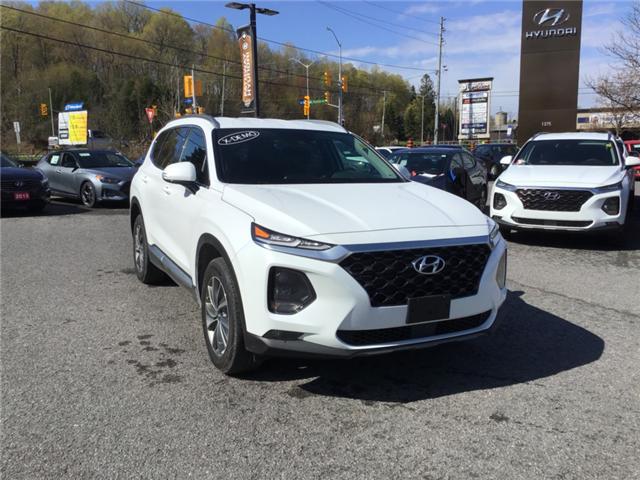 2019 Hyundai Santa Fe Preferred 2.0 (Stk: DR95246) in Ottawa - Image 1 of 11