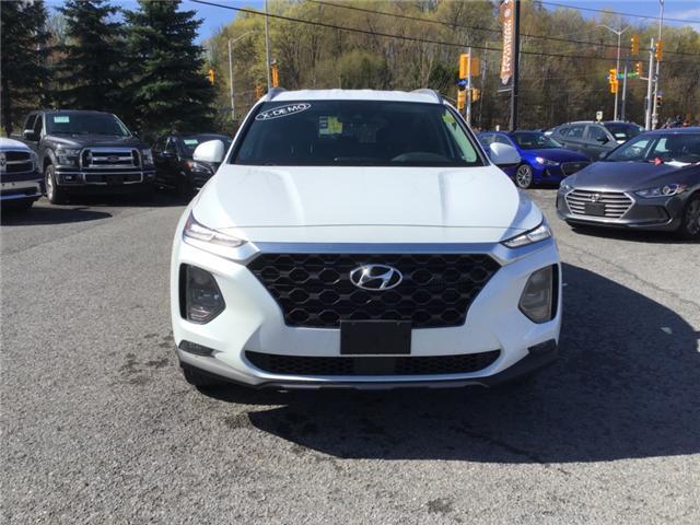 2019 Hyundai Santa Fe Preferred 2.0 (Stk: DR95246) in Ottawa - Image 2 of 11