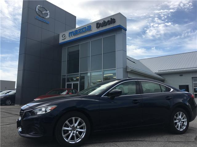2017 Mazda MAZDA6 GS (Stk: UC5743) in Woodstock - Image 1 of 19